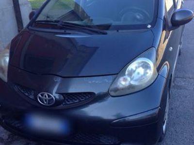 usata Toyota Aygo sol