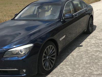 used BMW 750 i