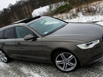 brugt Audi A6 2.0 TDI 177 CV multitronic
