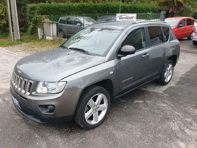 usata Jeep Compass 2.2 CRD Limited 4x4
