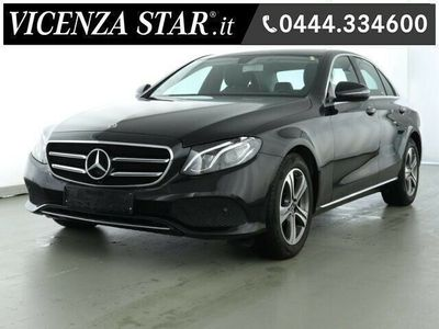 usata Mercedes E200 autom sport new model