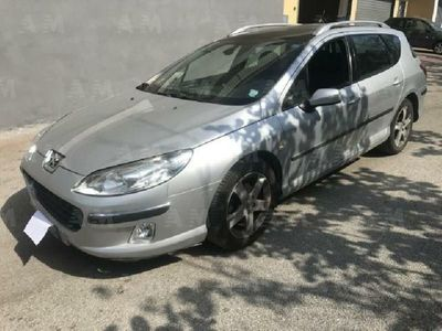 used Peugeot 407 SW 2.0 HDi FAP Féline