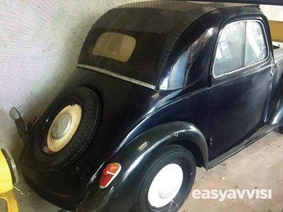 brugt Fiat X 1/9 topolino benzina