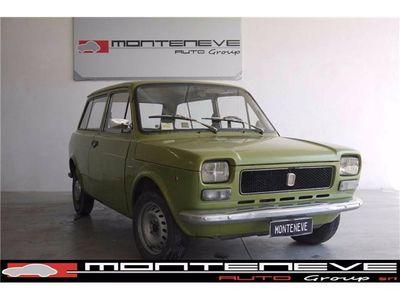 usata Fiat 127 127CORIASCO RARISSIMA TARGA ORIGINALE rif. 8123974