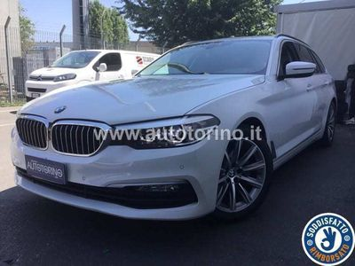 usata BMW 520 d Touring Sport