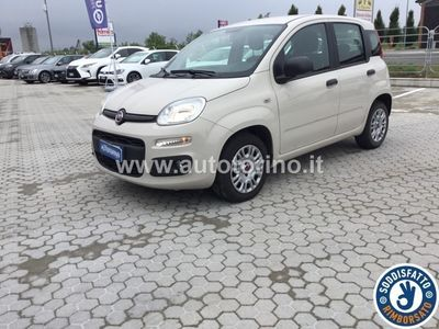 usata Fiat Panda PANDA1.2 Pandazzurri 69cv