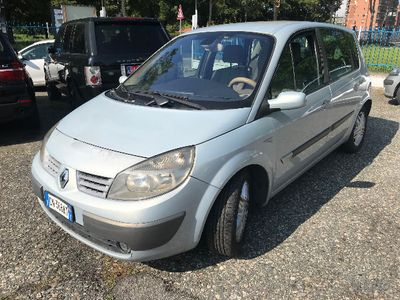 used Renault Scénic 1.9 dci luxe dynamique 2004