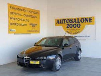 usata Alfa Romeo Crosswagon 159 2.4 JTDm 210 CVSW Distinctive IMPIANTO STEREO Diesel