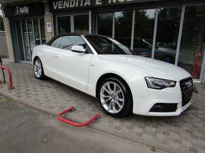 gebraucht Audi A5 Cabriolet 2.0 TFSI 211 CV qu. S tr. Amb.