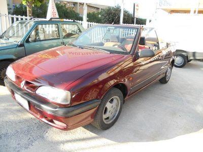 brugt Renault 19 Cabriolet