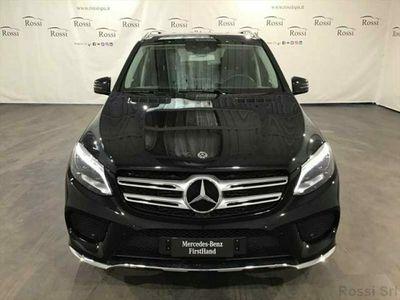 used Mercedes GLE350 d Premium 4matic auto rif. 11521058
