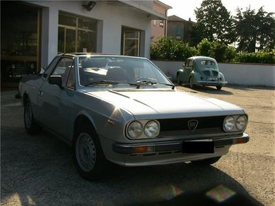 usata Lancia Beta Beta 8281600 SPYDER ANNO 1977