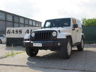 usado Jeep Wrangler 2.8 CRD DPF Sahara Auto