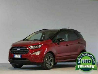 usata Ford Ecosport 1.5 TDCi 100 CV Start&Stop ST-Line Plus