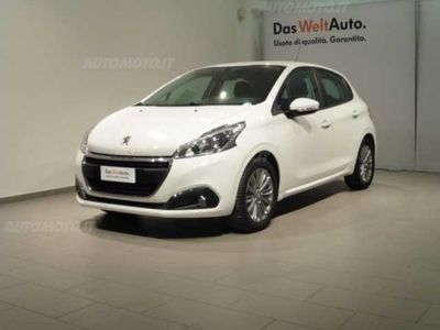 gebraucht Peugeot 208 82 5 porte Allure del 2015 usata a Reggio nell'Emilia