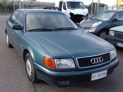 second-hand Audi 100 2.0e asi