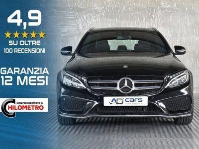 usata Mercedes C220 d S.W. Auto Sport