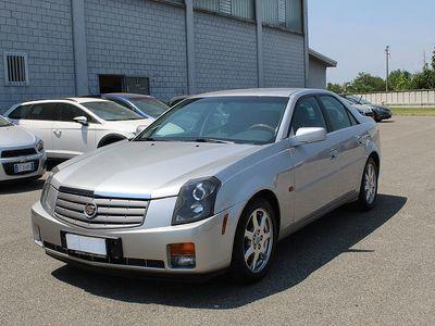 usata Cadillac CTS 3.2 V6 Sport Luxury del 2004 usata a Cornegliano Laudense