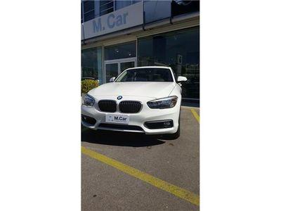 usata BMW 118 d 5p. Business