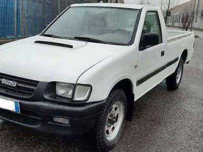 usata Isuzu D-Max - 2.5 TD 2p. Single Cab. 4WD