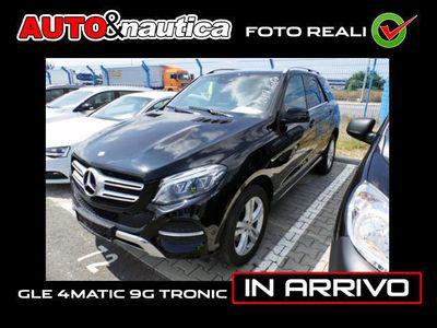 usata Mercedes GLE350 D 4Matic 9G-Tronic Premium Plus