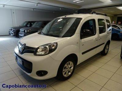 usata Renault Kangoo 1.5dCi 5posti 110CV Limited N1 €10.900+IVA