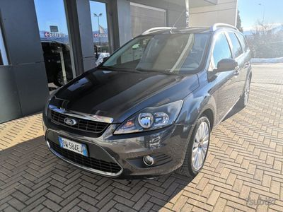 second-hand Ford Focus 2.0 TDCi A/T SW