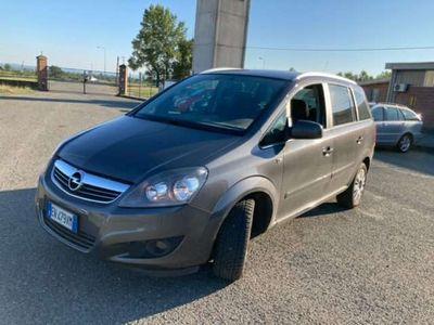 usata Opel Zafira 1.6 EcoM turbo 150CV