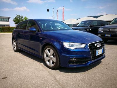 gebraucht Audi A3 SPB 2.0 TDI 150 CV clean diesel quattro S line est