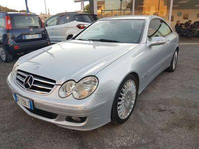 usata Mercedes CLK320 CDI cat Elegance AUTOMATICA PELLE !!