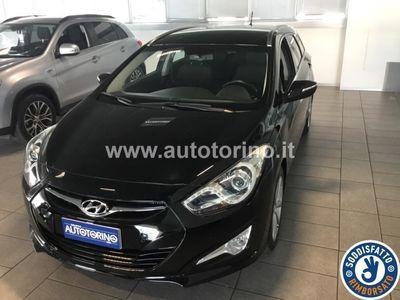 used Hyundai i40 I40wagon 1.7 crdi Comfort 136cv