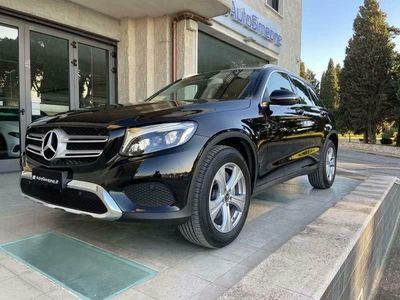 usata Mercedes GLC220 d 4Matic Sport NAVI FARI FULL LED
