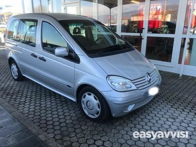 second-hand Mercedes Vaneo 1.7 CDI Family