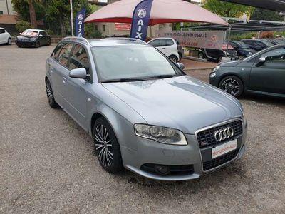 usata Audi A4 2.0/170CV 16V TDI F.AP. Avant quattro S-LINE
