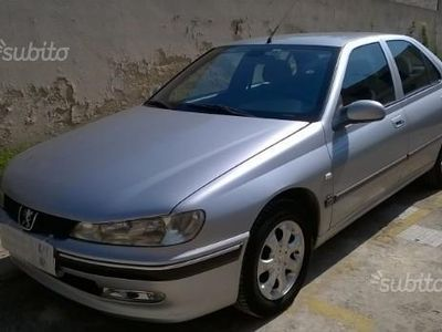 second-hand Peugeot 406 - 2002