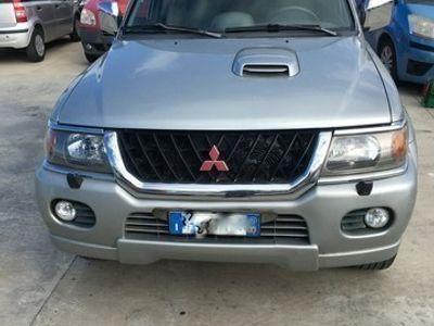 usata Mitsubishi Pajero Sport 2.5 TDI GLS