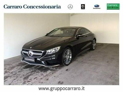 usata Mercedes S500 sec coupe 500 Maximum 4matic auto