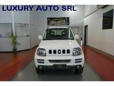 usata Suzuki Jimny 1.3i 16V cat 4WD JLX