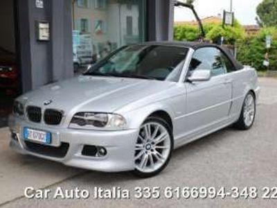 """usata BMW 320 Cabriolet Ci Assetto Sportivo 18"""" Pelle OTTIMO STATO"""