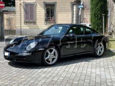 usata Porsche 911 Carrera 997 Coupé Italiana Service ok