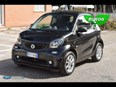 usata Smart ForTwo Cabrio 1.0 Youngster 71cv twinamic my18