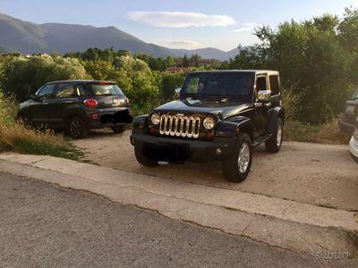 usata Jeep Wrangler 2ª serie - 2009
