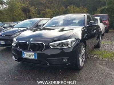 usata BMW 118 Serie 1 (F20) i 5p. Advantage
