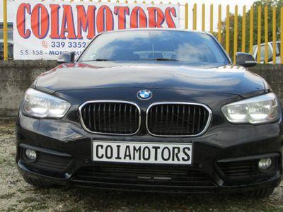 usata BMW 118 serie 1diesel 5 porte 2016