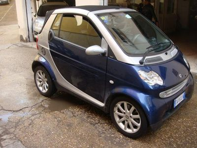 usata Smart ForTwo Cabrio Cabrio 800 Passion Cdi Usato