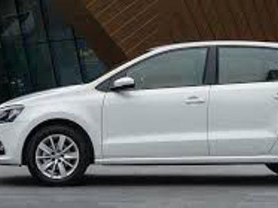 usata VW Polo 1,6 tdi-5 porte-unica proprietaria