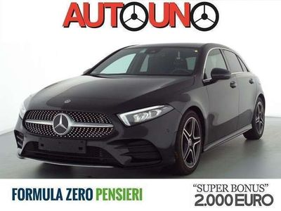 usata Mercedes A220 220 Automatic Premium AMG + TETTO + DISPLAY 10""