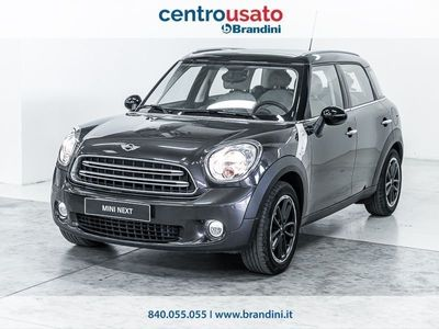 usata Mini Cooper D Countryman R60 2.0 Business Automatica