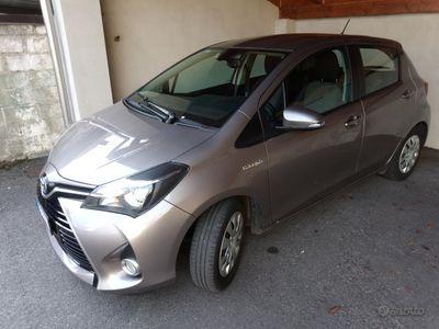 usata Toyota Yaris Hybrid 5 porte Active