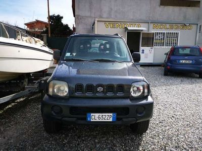 usata Suzuki Jimny 1.3i 16V cat 4WD JLX Mode